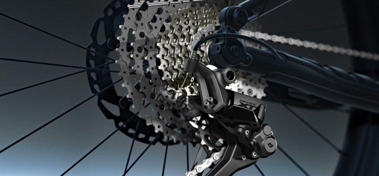 Shimano Deore XT & Deore drivetrains nu med Linkglide teknologi