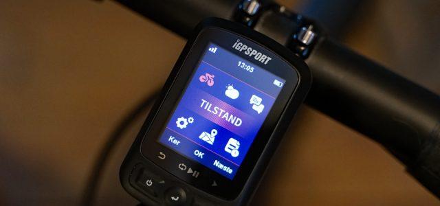 TEST: iGPSPORT iGS 620