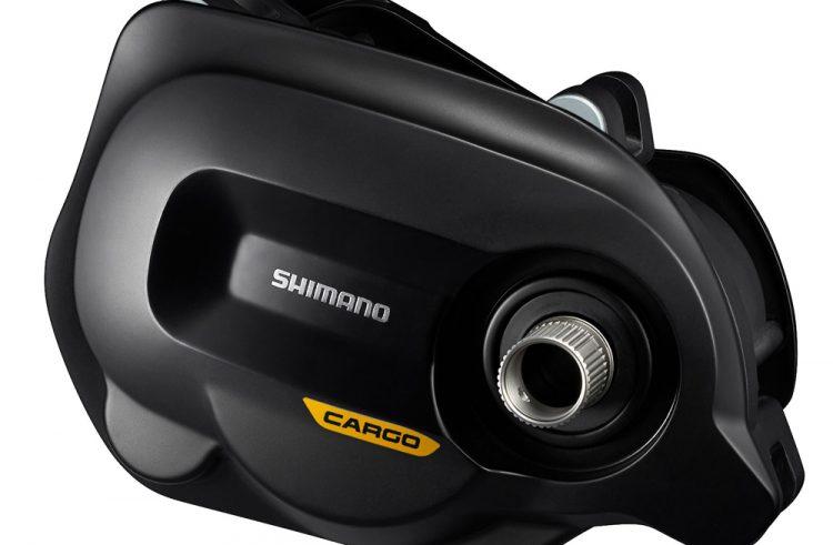 To nye elcykel motorer fra Shimano tilgodeser ladcykel markedet