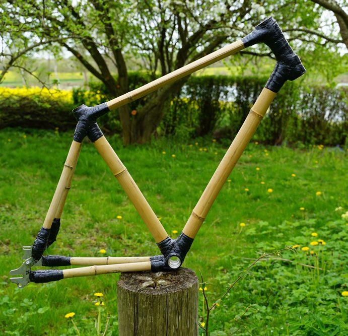 DIY Bambuscykel  projekt part ONE