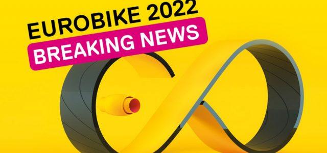 Eurobike flytter til Frankfurt i 2022
