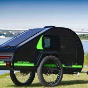 Den ultimative cykel campingvogn