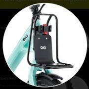 Ny elektrisk kompakt cykel