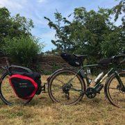 Kom sommerferien i cykeltasken