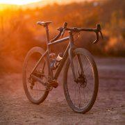 Unik håndbygget cykel