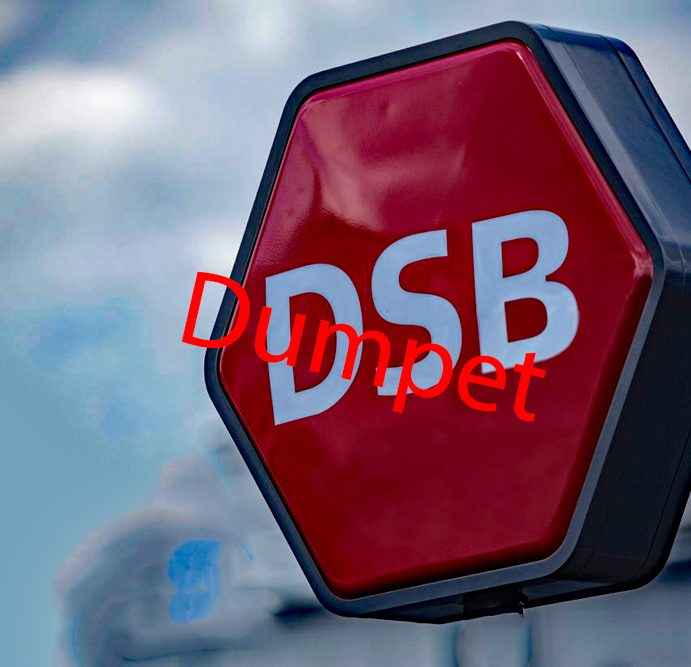 DSB får dumpekarakter for cykelmedtagning