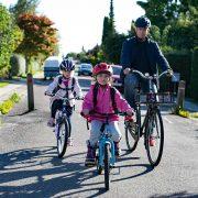 Børns brug af cykelhjelm slår rekord