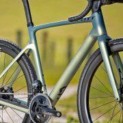 Nye Scott Speedster landevejs- og gravel cykler.