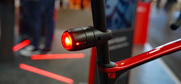 Lys på Eurobike 2021
