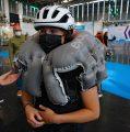 Airbag rygsæk fra EVOC