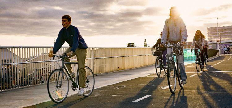 Ny festival guider til byen bedste kulturoplevelser på cykel!