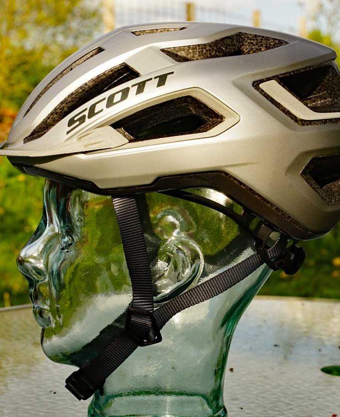 TEST: Scott Arx Plus Helmet