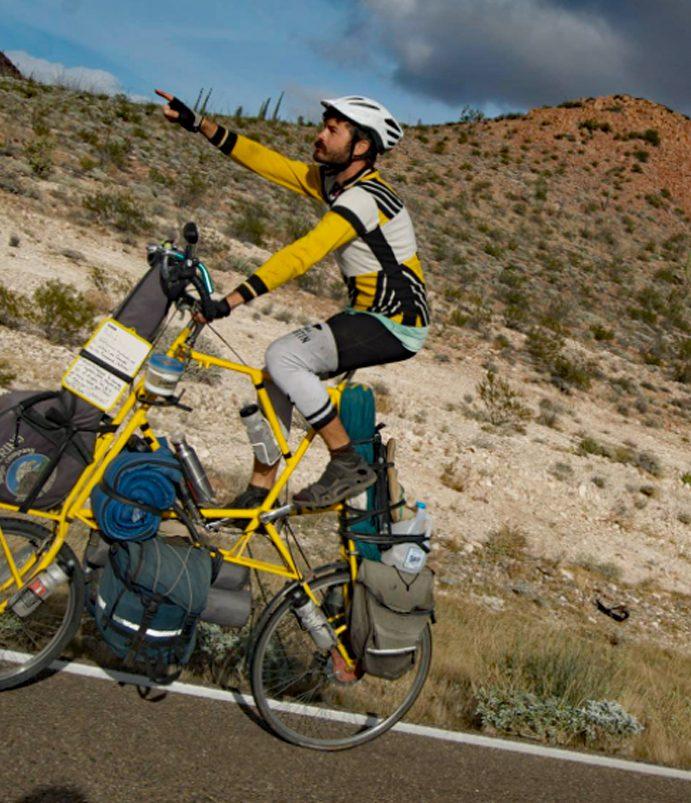 Tall Bike Bobby