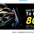 Shimano advarer mod FALSK hjemmeside