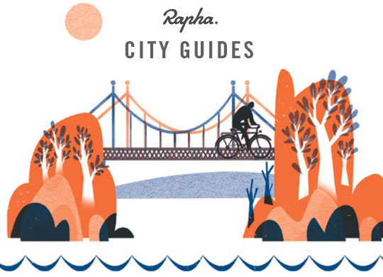 Rapha City Guides