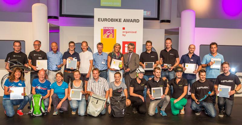 Eurobike Award 2013