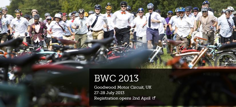Brompton World Championship flytter til Goodwood