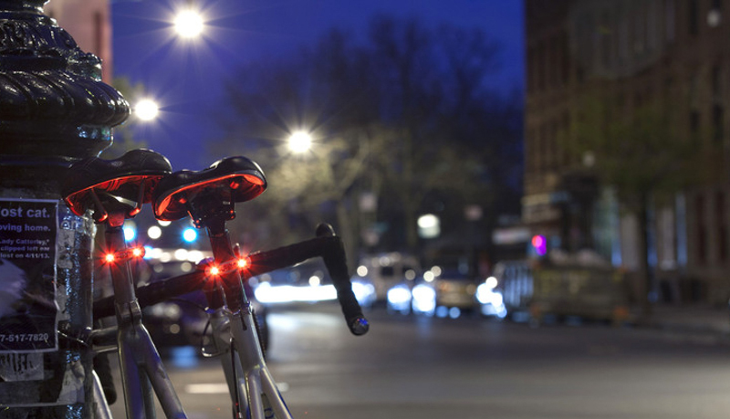 Blink Steady Bike Lights