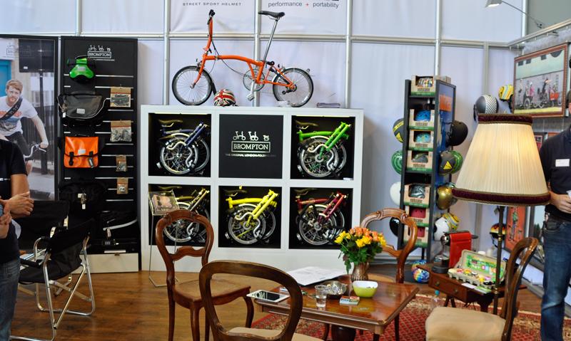 Brompton Bikebuilder