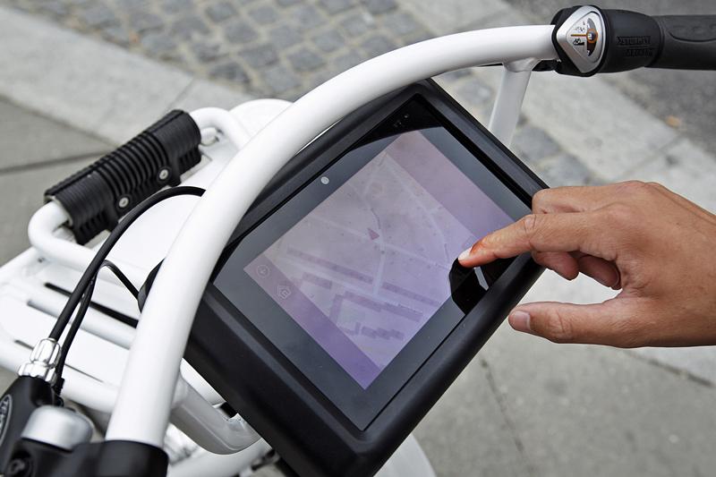 Den nye Københavske bycykel er en realitet