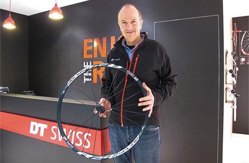 Nye mellemklasse hjulsæt fra DT Swiss