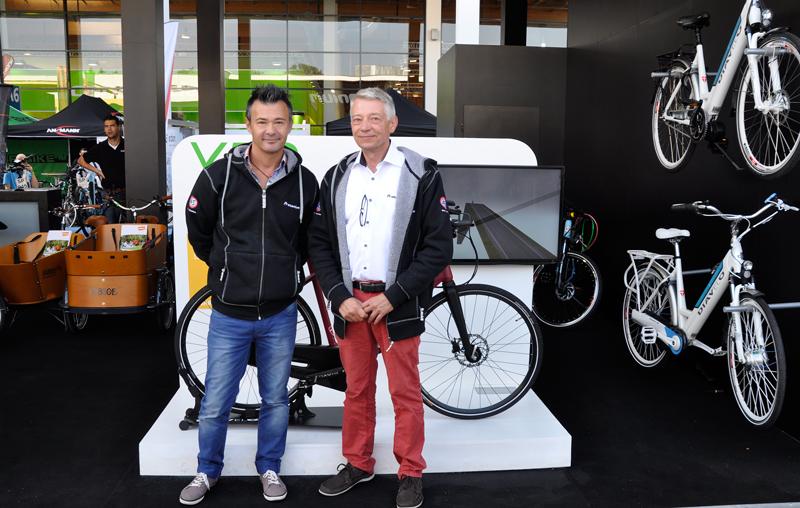 Dansk design-‐team bag prisvindende el-‐cykel