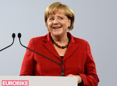 Eurobike-2013-Angela-Merkel