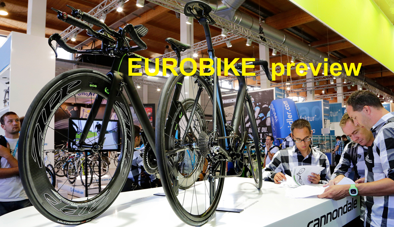 Eurobike Preview
