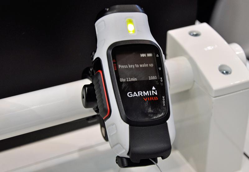Garmin klar med kompakte, vandtætte actionkameraer
