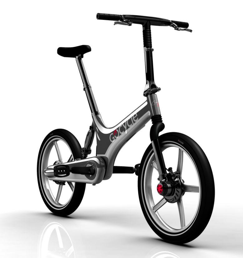 elektrisk foldecykel