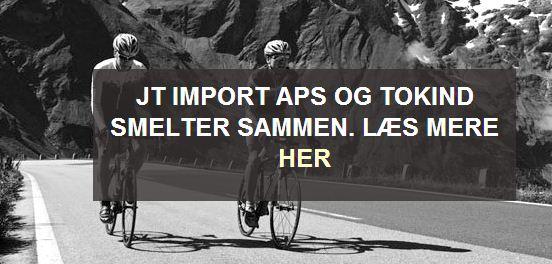 To danske cykelgrossister fusionerer.