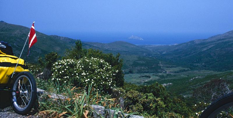 Cykelferie på Korsika