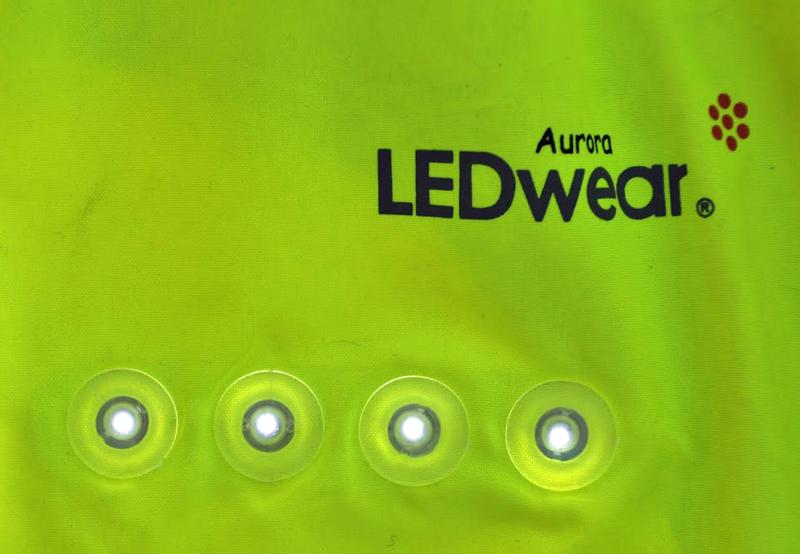 LedWear Aurora II
