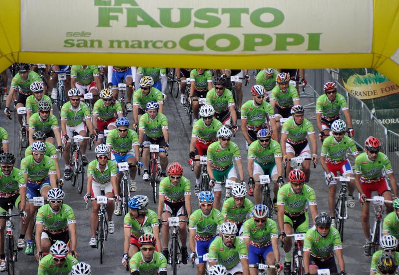 La Fausto Coppi Marathon 2013