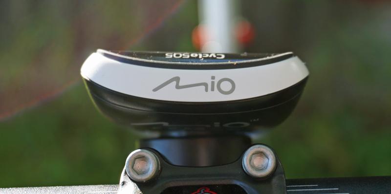 Test af Mio Cyclo 505HC
