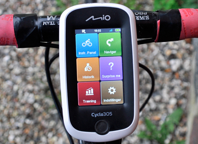 TEST: Mio Cyclo 305HR