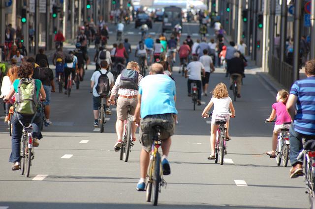 ECF lancerer Europæisk Cykel Barometer