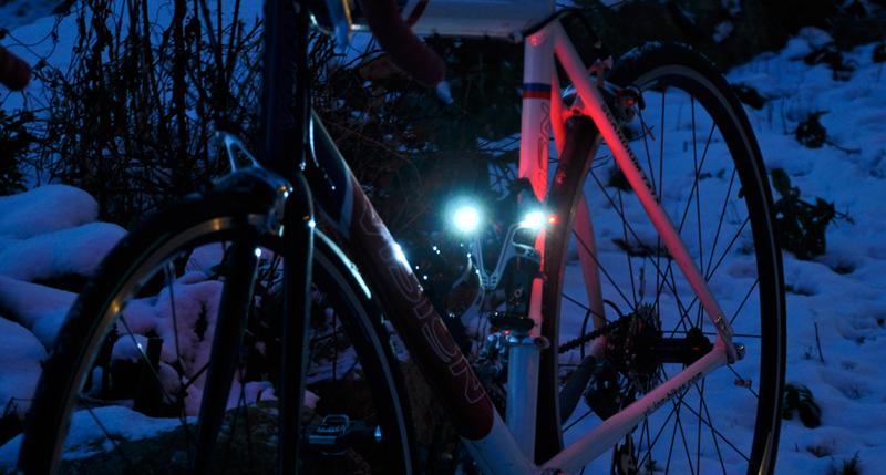 RACELED et anderledes cykellys