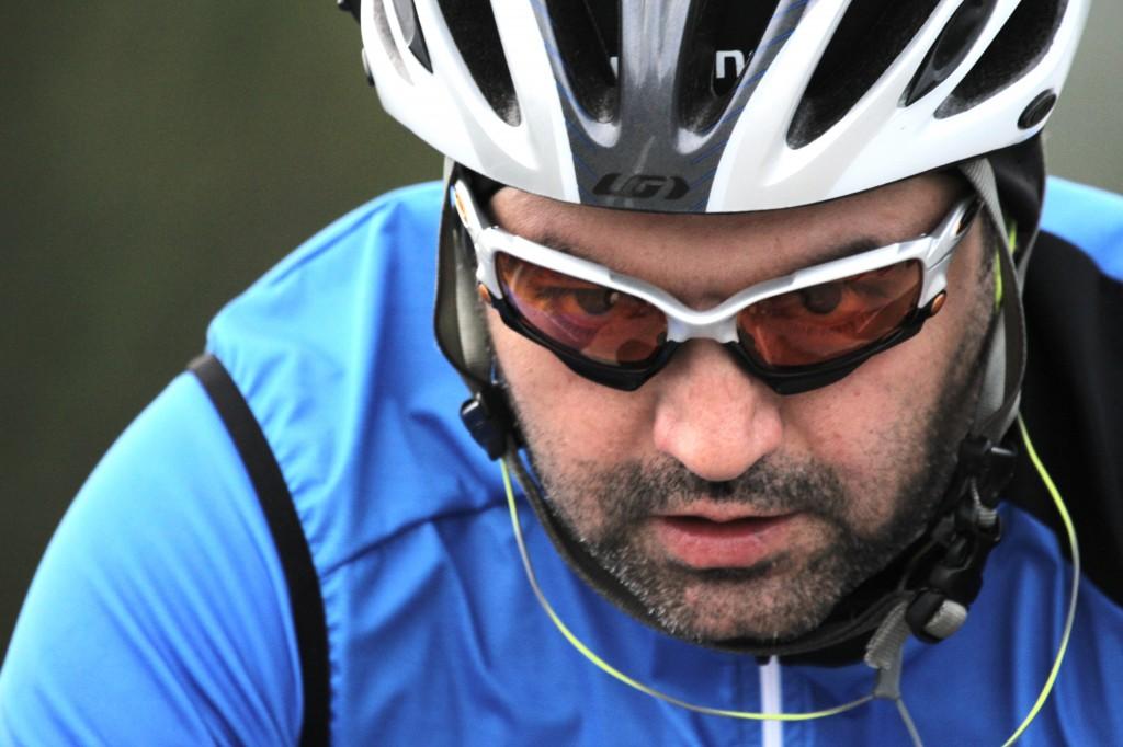 På cykel over tre kontinenter og 14 lande på 102 dage
