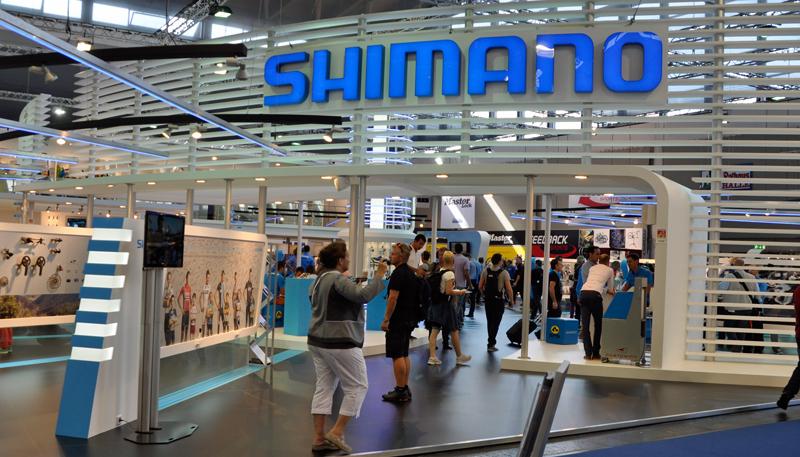 Eurobike nyheder fra Shimano