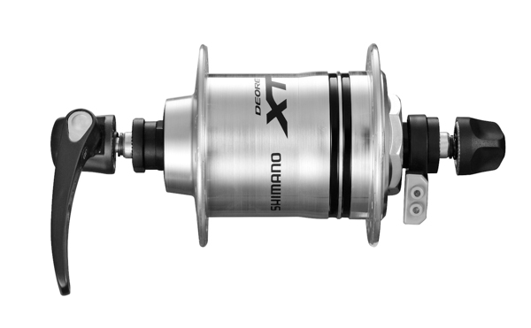 Shimano XT dynamohub