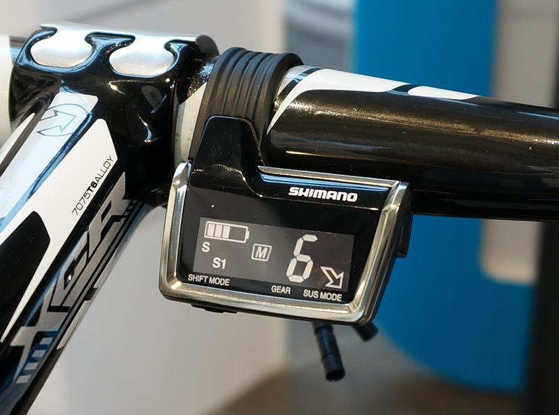Shimano elektrificerer deres nye XTR gruppe