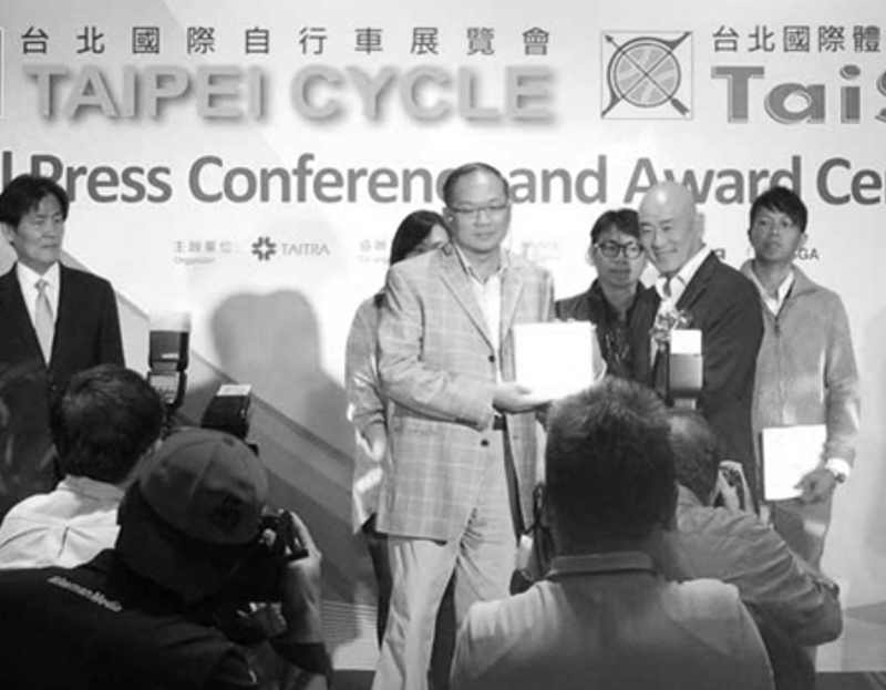 2014 TAIPEI CYCLE D&I Award vindere