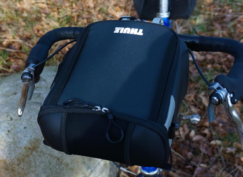 TEST af Thule Pack 'n Pedal Handlebar Bag