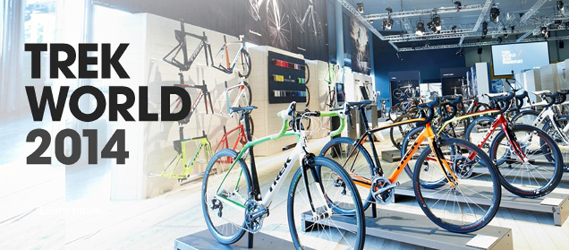 Trek Bike World 2014