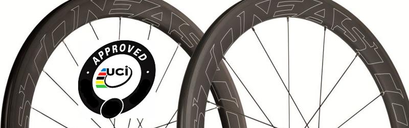 UCI indfører krav om mærkning af hjulsæt fra 2014