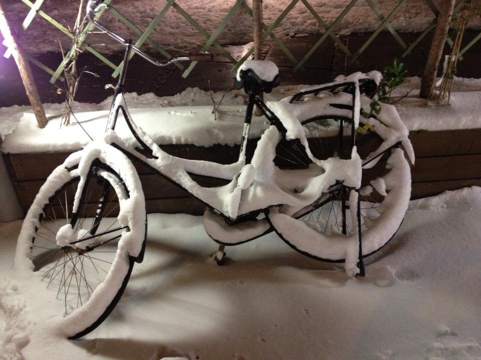 Cykeltrafikken