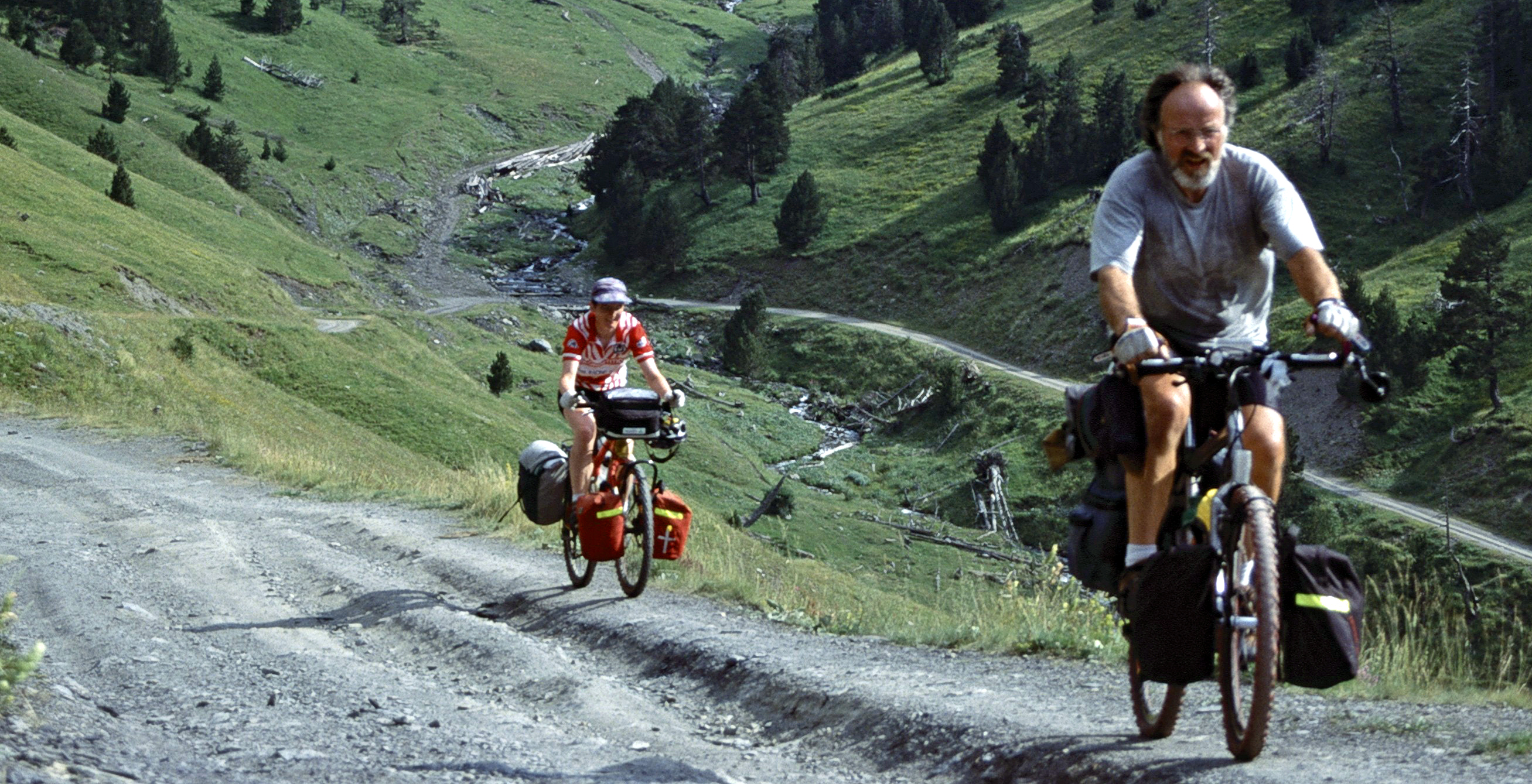 Cykling i Bjerge