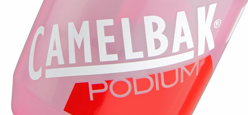 Camelbak Podium er officiel drikkeflaske i dette års Giro d' Italia