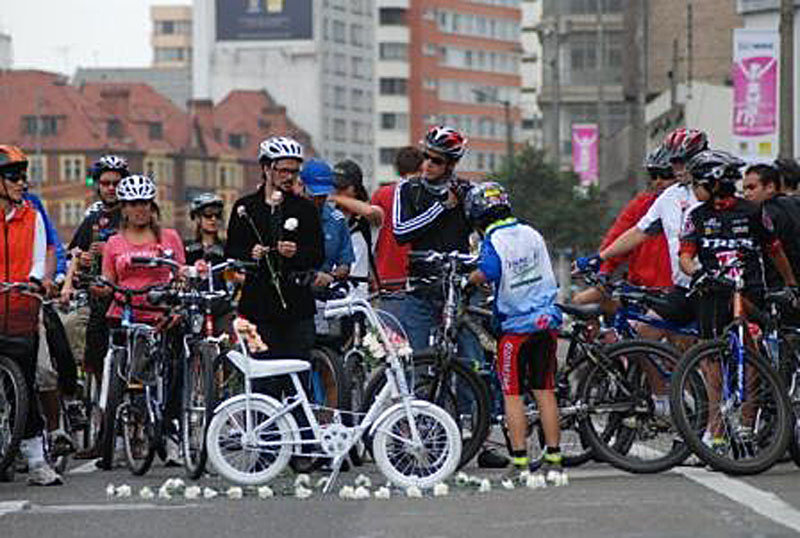Cyclists & Cycling Around the World